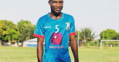 Hearts of Oak close to signing Vision FC star Abdul Aziz Nurudeen