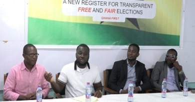 Ghana needs new voter register - CSO