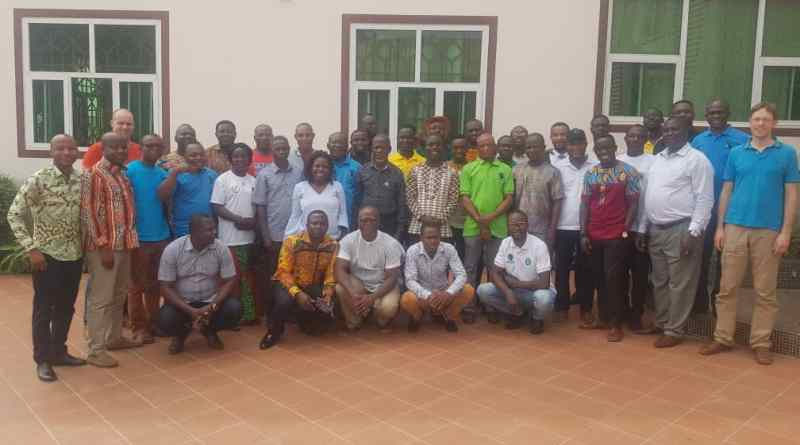 Fairtrade Africa holds first planning meeting for the year for certified cocoa producers