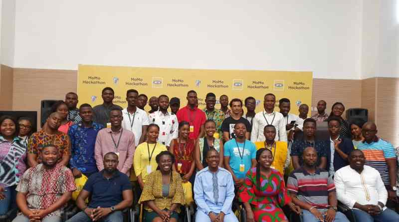'My Contributions' App wins MTN MoMo and Ericsson Developer Hackathon Challenge.