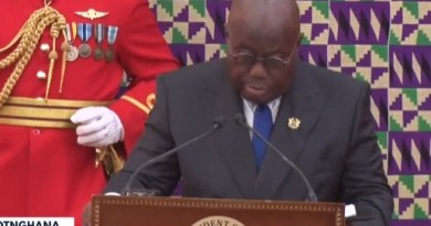 We have not ruled out the option of evacuating Students from Wuhan - Aakufo-Addo