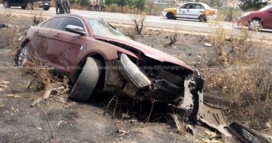 Road Crash: Six people feared dead on Accra-Tema motorway