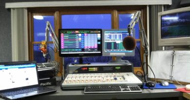 Ghana shuts down private radio station over security concerns