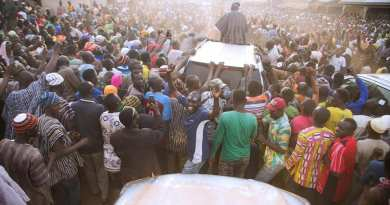 Karaga erupts for John Mahama