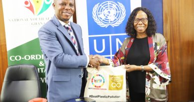 UNDP and NYA, growing talents of young people for Ghana's development