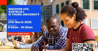 University of Technology Sydney to engage Ghanaian students in innovative Webinar