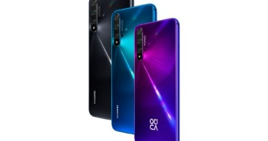 HUAWEI nova 5T: The Trendy Flagship Smartphone