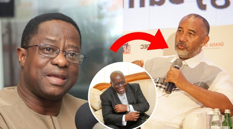 Selling-out Ghana to Aker Energy… Alex Mould exposes NPP appointees