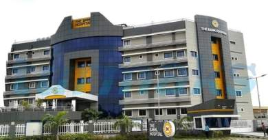 Bank of Ghana Hospital came about through Vision