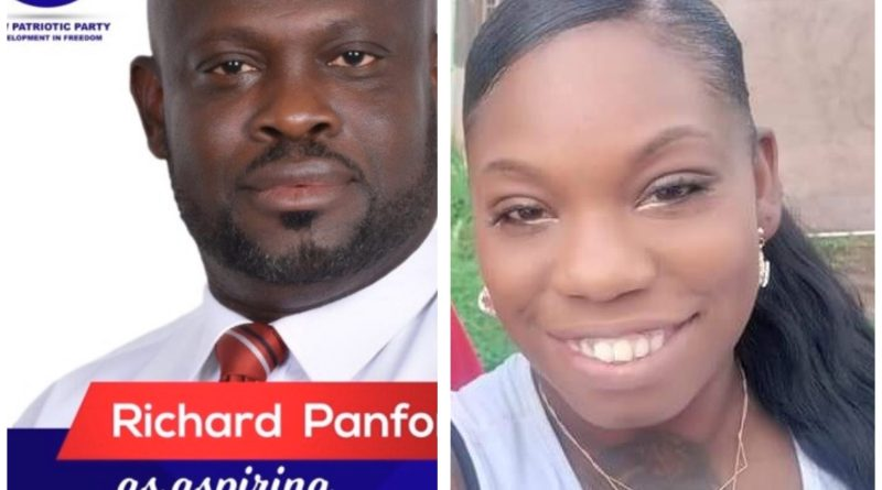 How NPP Parliamentary Aspirant neglected his Twin Cguldren and their Mother for years