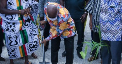 Abandoned Hospital Block at KATH to be completed in 36 months - Akufo-Addo