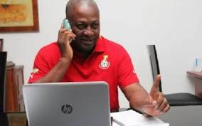 You have John Mahama to thank, If you live in Ghana and you use Mobile Phones
