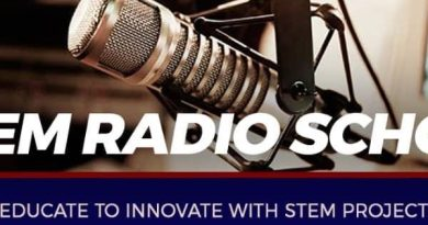 STEM Radio School: A Response to Covid-19 by Youth Bridge Foundation & Tullow Oil