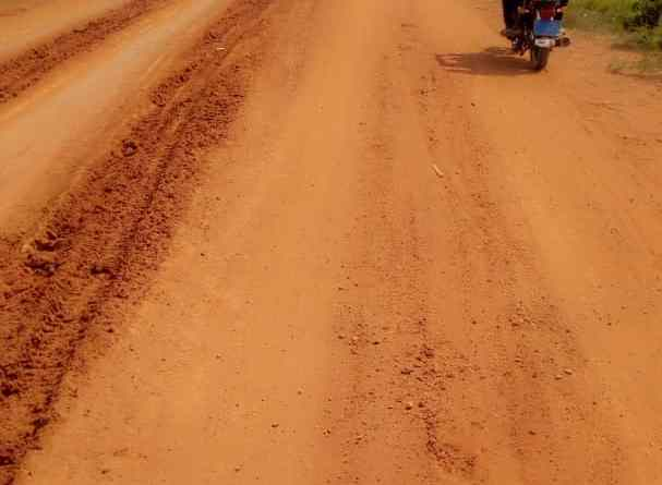 Anlo Youth threaten Demo over Abandoned Road at Shime
