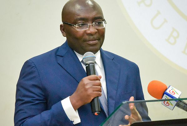#FixTheCountry: Akufo-Addo government has a track record of fixing problems - Bawumia bloughs