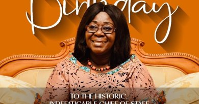 Celebrating an Iron Lady with a Big Heart – Hon Akosua Frema Osei Opare