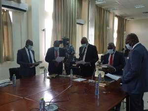 Go and Bring the Governor – Public Accounts Committee Turns Away BoG Officials