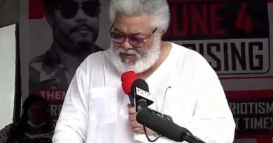 We must never forget our past – Rawlings