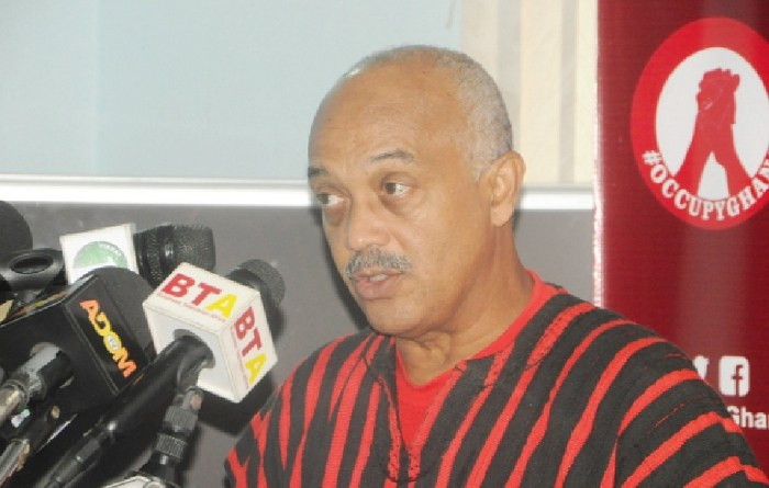 Election Fraud: Arrest Casely-Hayford Now