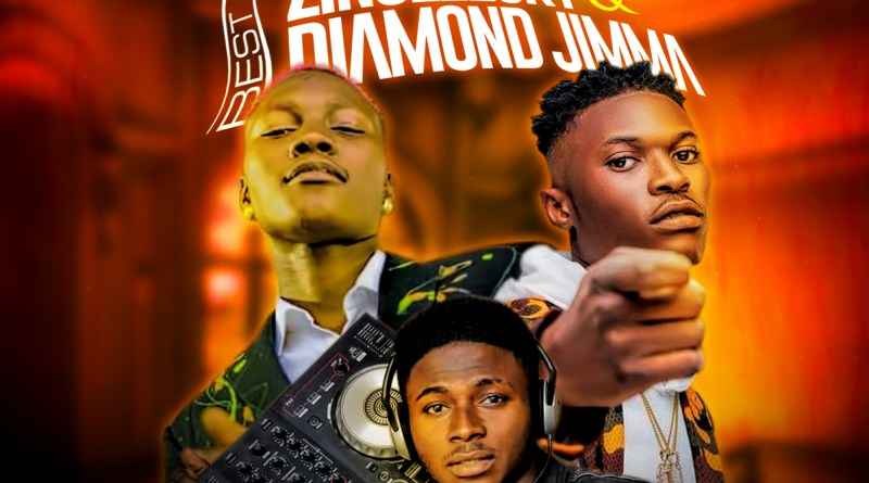 Mixtape: DJ Salam - Best Of Zinoleesky Vs Diamond Jimma Mix
