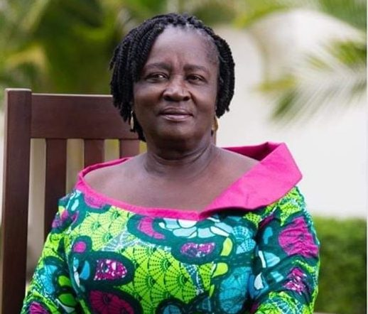 What you didn't know about Prof. Jane Naana Opoku-Agyemang