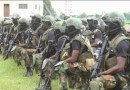 21 Gun Salute to My Dear Commanding Officers of the Ghana Armed Forces