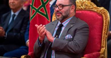 King of Morocco Acknowledges GHAMOSA