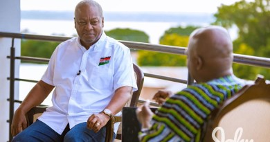 Mahama outdoors $10bn Accelerated Infrastructural Plan