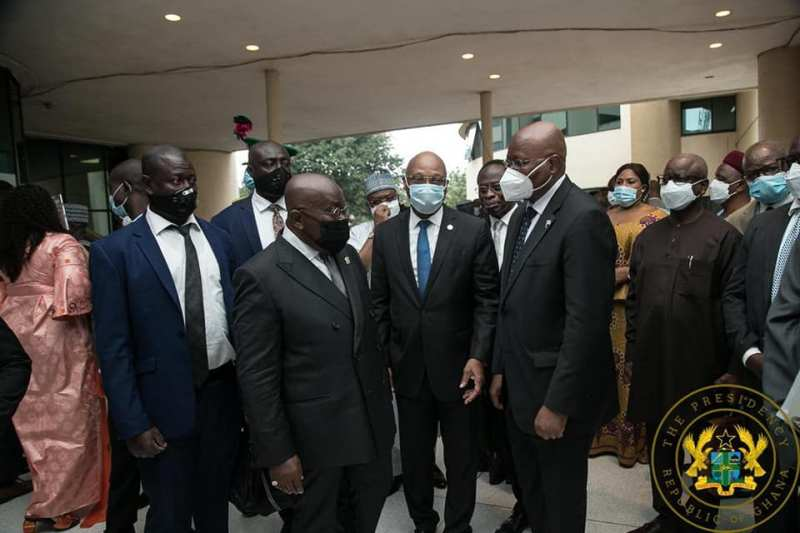 Let's continue to work to build a united, economically prosperous ECOWAS - Akufo-Addo