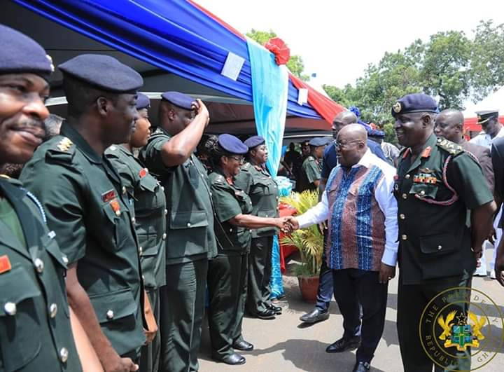 President Akufo-Addo must for once honor his Promise to Probe Military Brutalities