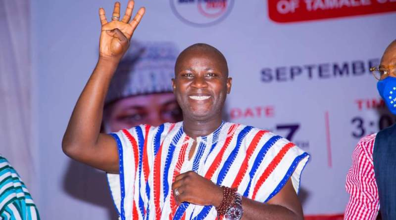 "Election 2020: ""I will be declared MP for Tamale Central"" – Dr Anyass"