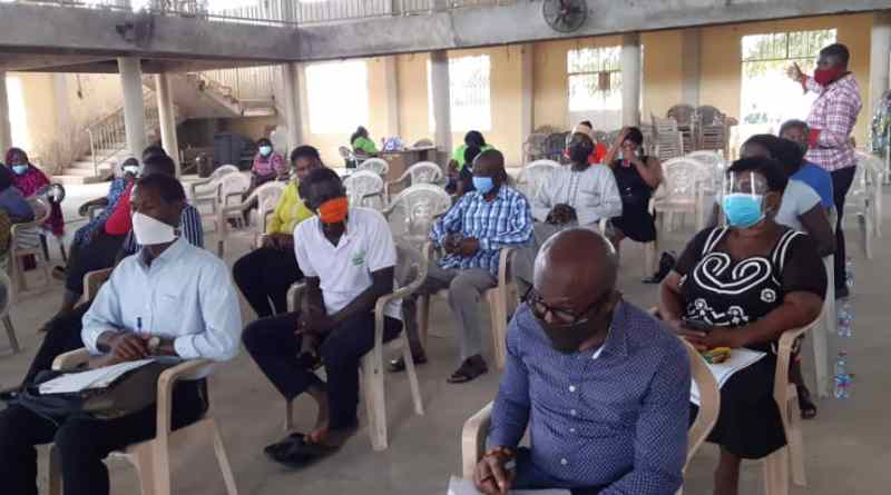 NCCE engages Residents of Adentan on prioritization of projects