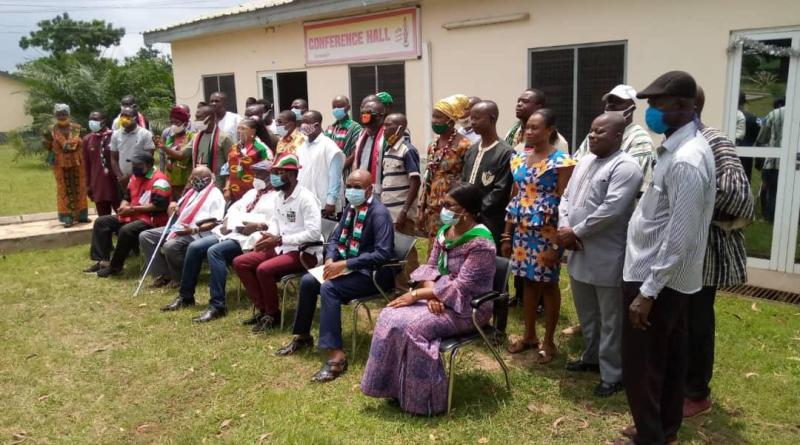 South Dayi NDC poised for Victory; launches Campaign Task Force in Peki