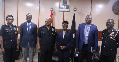 Police, Shippers' Authority commit to removing trade barriers