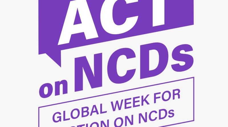 Global Week for Action on NCDs; A Week of Accountability