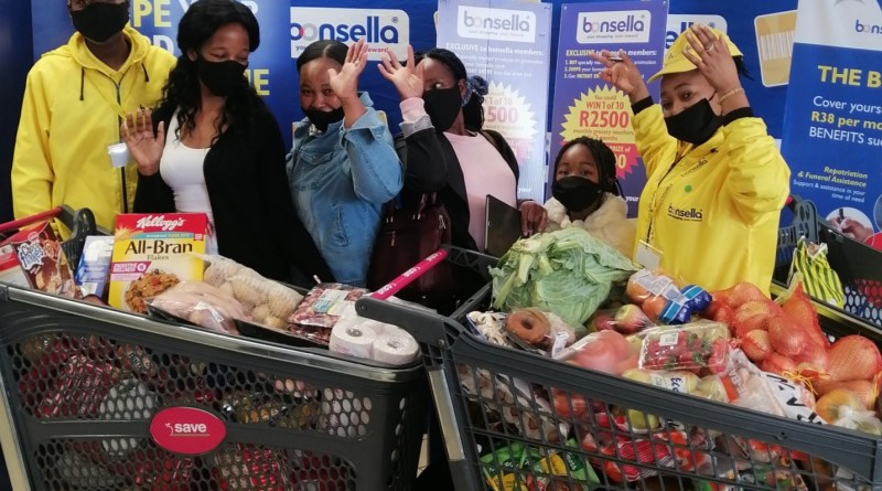 South African shoppers show the market what they want