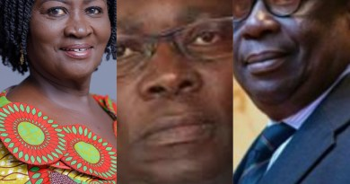 Why the President must keep his eyes on the planned attacks on Prof. Naana Opoku Agyemang, Sipa Yankey, Trebarh and three (3) others