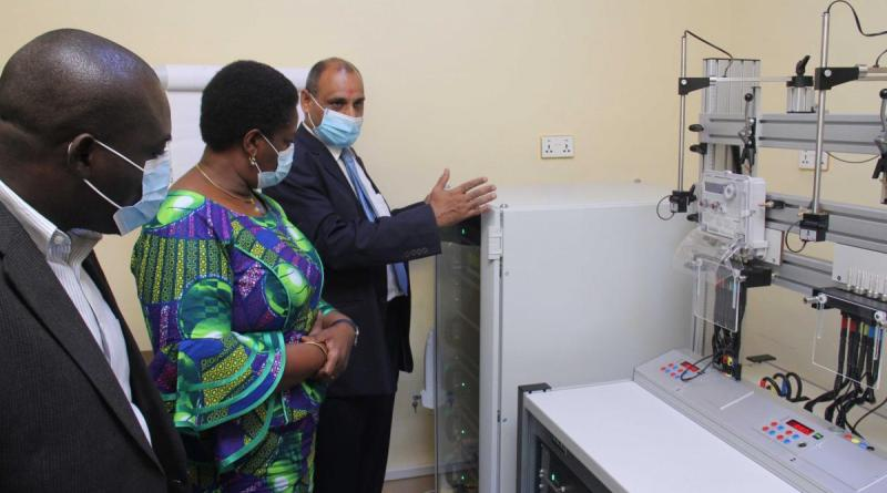 PURC Energy Laboratory to enhance the Integrity of Meters