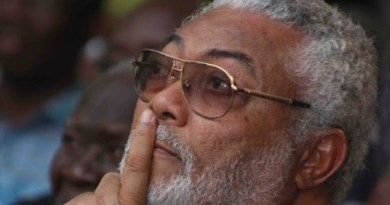 Hapless NPP now seeks solace in Rawlings' death