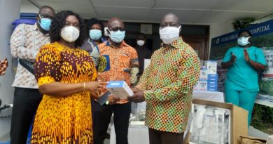 Nestle, Red Cross donate Equipment and Supplies to Ghana Health Service to Support Management of Covid-19 Cases