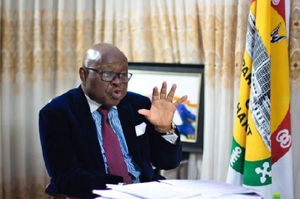Speaker launches NDPC 2019 Annual Progress Report
