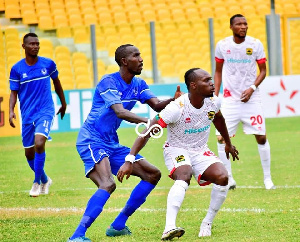 CAF CL: Kotoko stunned by Al-Hilal
