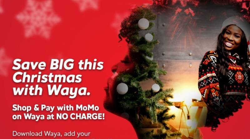 Ghanaians to Spend and Give more, this Christmas with Waya Money