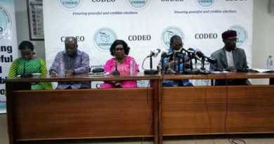 Election 2020: CODEO's 4,000 plus election observers hit grounds