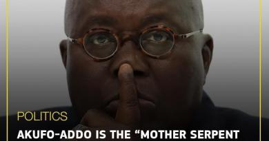 Editorial: Why Akufo-Addo and the NPP are scared of Corruption revelations