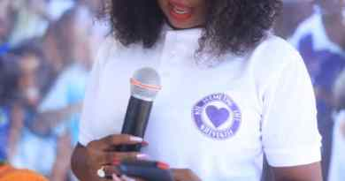 Christabel Kye launches charity Foundation