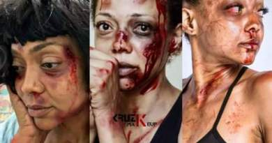 Kruz-K: The Award Winning Special Effects and Make-Up Artist from Ghana