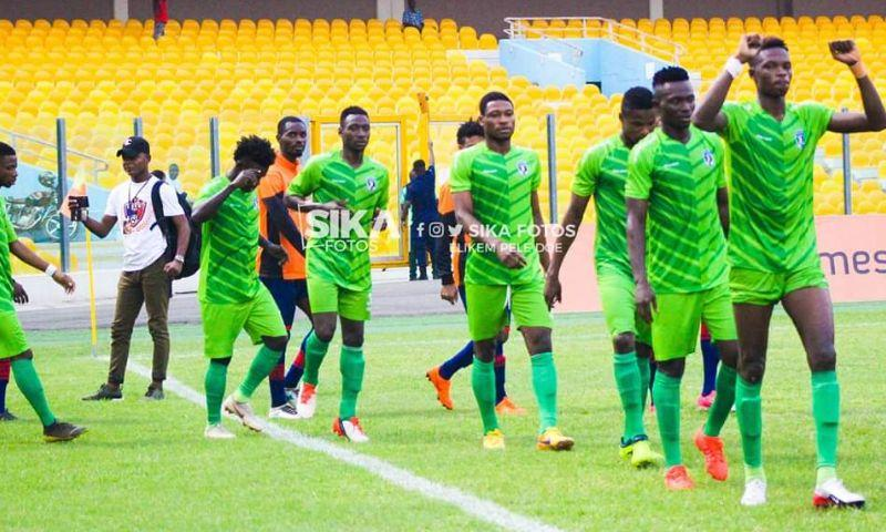 2020/21 Ghana Premier League: Week 11 Match Report - Bechem United 3-1 Eleven Wonders