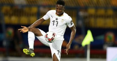 Ghana defender Abdul Rahman Baba set for PAOK Thessaloniki loan move