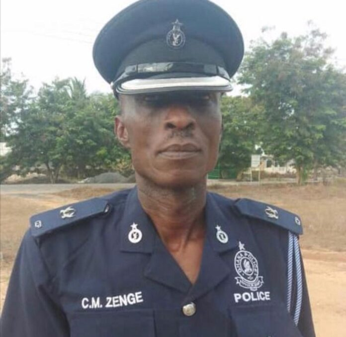 W/R: Police commander commits suicide